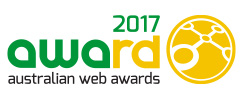 AUSTRALIAN WEB AWARDS